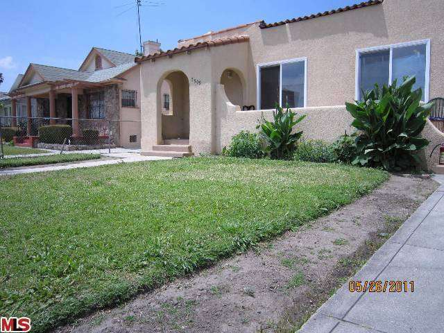 Rental Homes for Rent, ListingId:25616391, location: 5507 MANHATTAN Place Los Angeles 90062