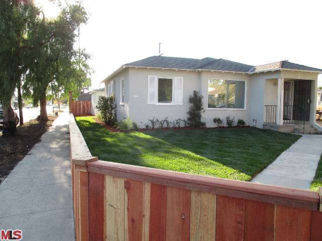 Rental Homes for Rent, ListingId:25653772, location: 3495 MAPLEWOOD Avenue Los Angeles 90066