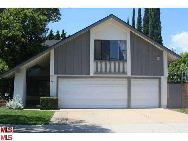 Rental Homes for Rent, ListingId:25745037, location: 5541 BELLAIRE Avenue Valley Village 91607