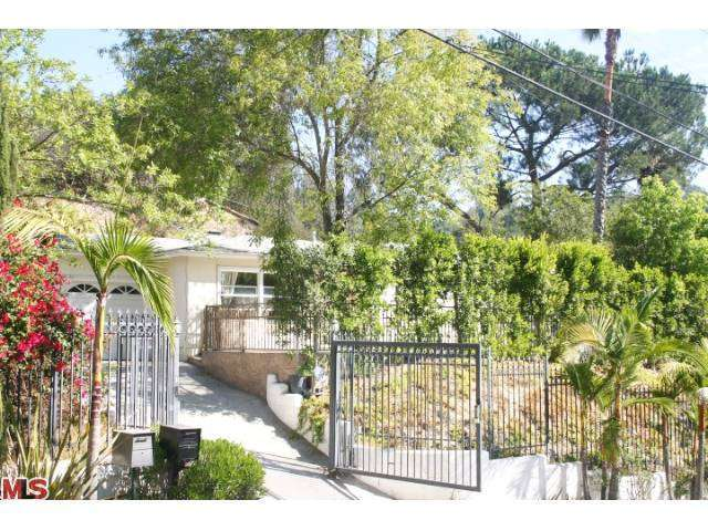 Rental Homes for Rent, ListingId:25822726, location: 8123 AMOR Road Los Angeles 90046
