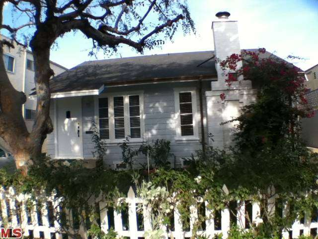 Rental Homes for Rent, ListingId:25904271, location: 1321 PRINCETON Street Santa Monica 90404