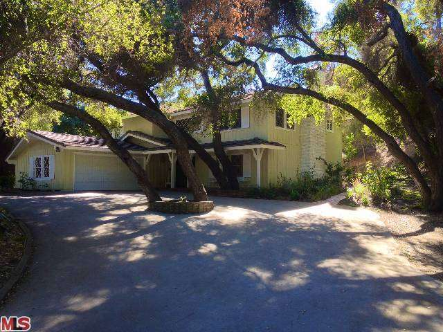 Rental Homes for Rent, ListingId:25919046, location: 730 CRATER CAMP Drive Calabasas 91302