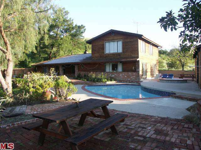 Rental Homes for Rent, ListingId:25943720, location: 2100 TOPANGA CANYON Topanga 90290