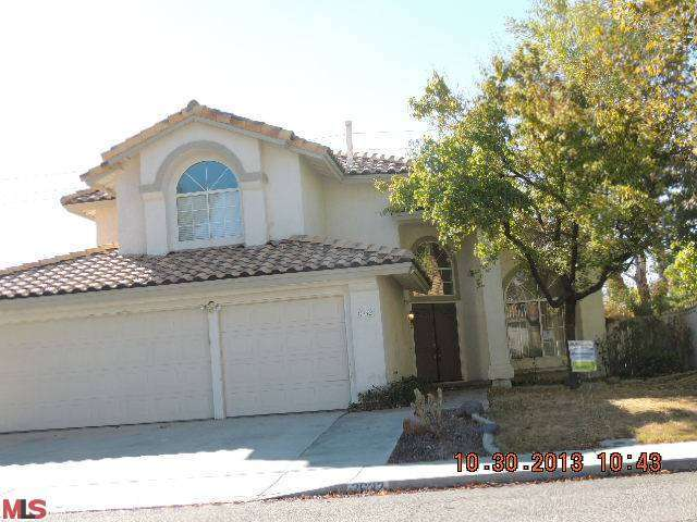 Rental Homes for Rent, ListingId:25969890, location: 2632 PONDERA Street Lancaster 93536