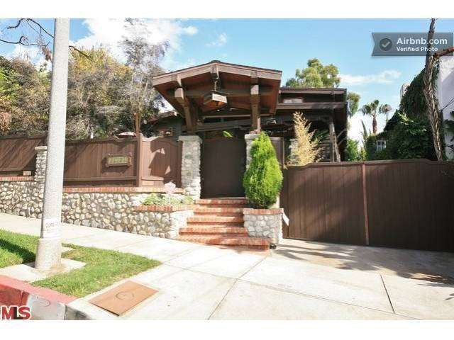 Rental Homes for Rent, ListingId:25983025, location: 1722 STANLEY Avenue Los Angeles 90046