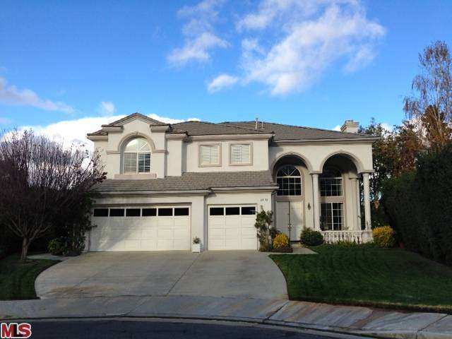 Rental Homes for Rent, ListingId:26052952, location: 4030 LEIGHTON POINT Road Agoura Hills 91301