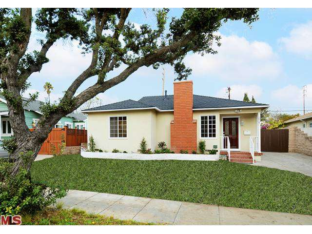Rental Homes for Rent, ListingId:26057139, location: 2427 18TH Street Santa Monica 90405