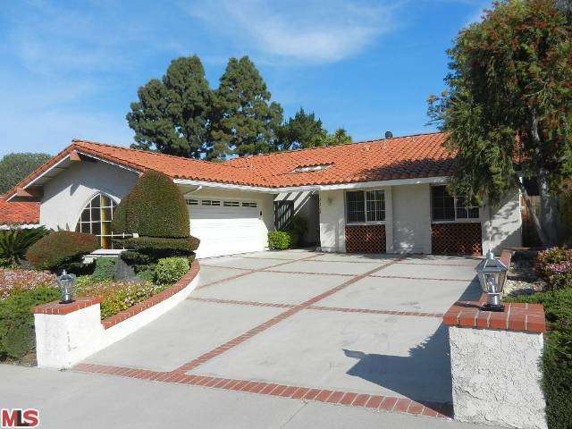 Rental Homes for Rent, ListingId:26080316, location: 26704 HAWKHURST Drive Rancho Palos Verdes 90275