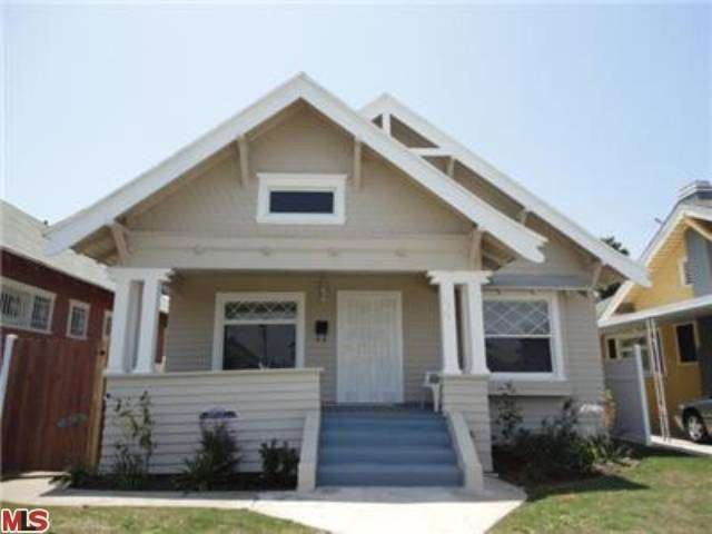 Rental Homes for Rent, ListingId:26106309, location: 2244 30TH Street Los Angeles 90018