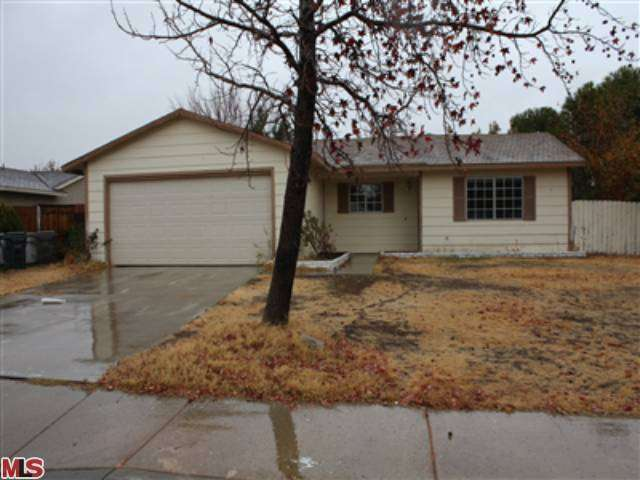 Rental Homes for Rent, ListingId:26153378, location: 2047 QUAILBROOK Circle Palmdale 93550