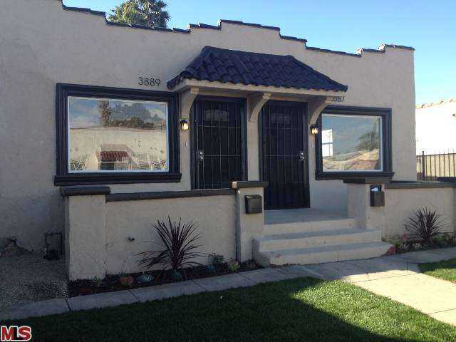 Rental Homes for Rent, ListingId:26181544, location: 3887 CIMARRON Street Los Angeles 90062