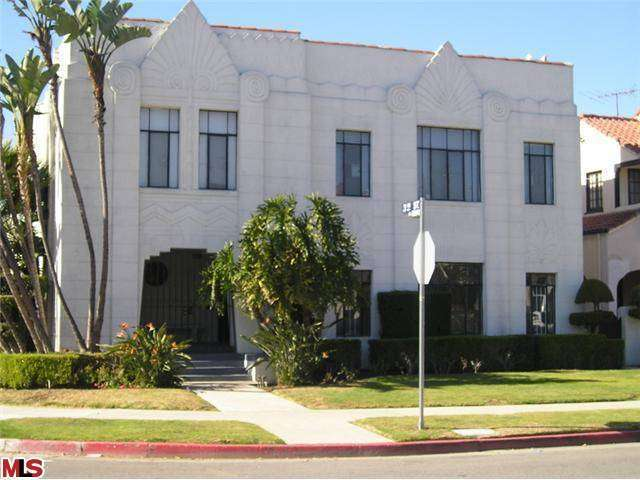 Rental Homes for Rent, ListingId:26608538, location: 267 MANSFIELD Avenue Los Angeles 90036