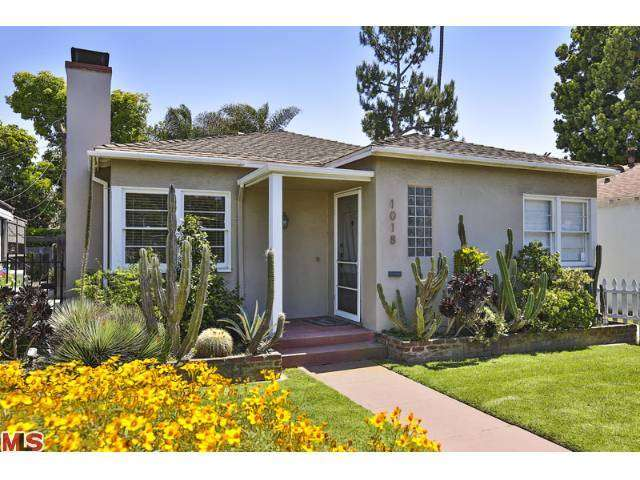 Rental Homes for Rent, ListingId:26573339, location: 1018 GARFIELD Avenue Venice 90291
