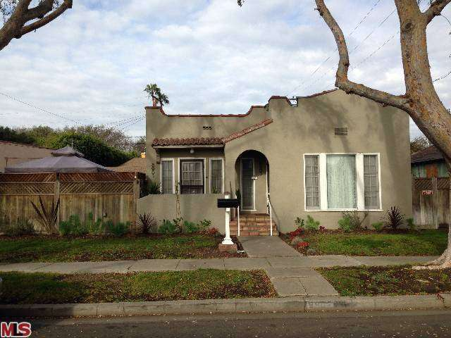 Rental Homes for Rent, ListingId:26647182, location: 8905 HUBBARD Street Culver City 90232
