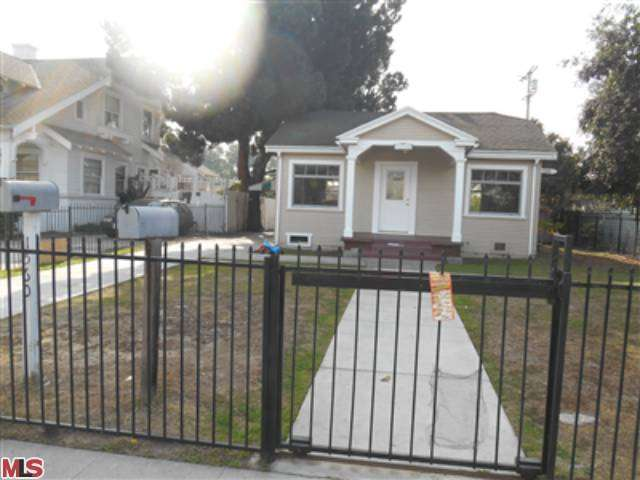 Rental Homes for Rent, ListingId:26673124, location: 1558 49TH Street Los Angeles 90062