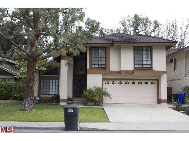Rental Homes for Rent, ListingId:26739217, location: 14 HUNTER POINT Road Pomona 91766