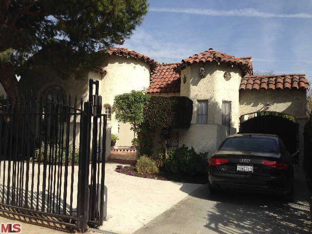 Rental Homes for Rent, ListingId:26992710, location: 434 SWEETZER Avenue Los Angeles 90048