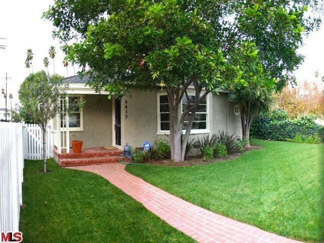 Rental Homes for Rent, ListingId:27070318, location: 4417 MARY ELLEN Avenue Sherman Oaks 91423