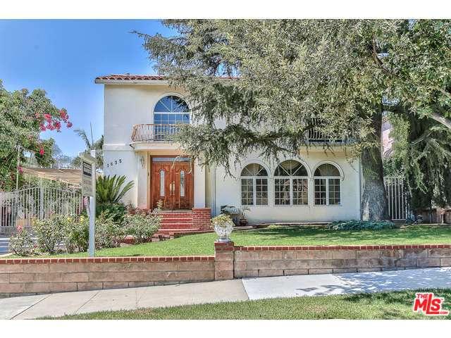 Rental Homes for Rent, ListingId:29177137, location: 1635 CLEVELAND Road Glendale 91202