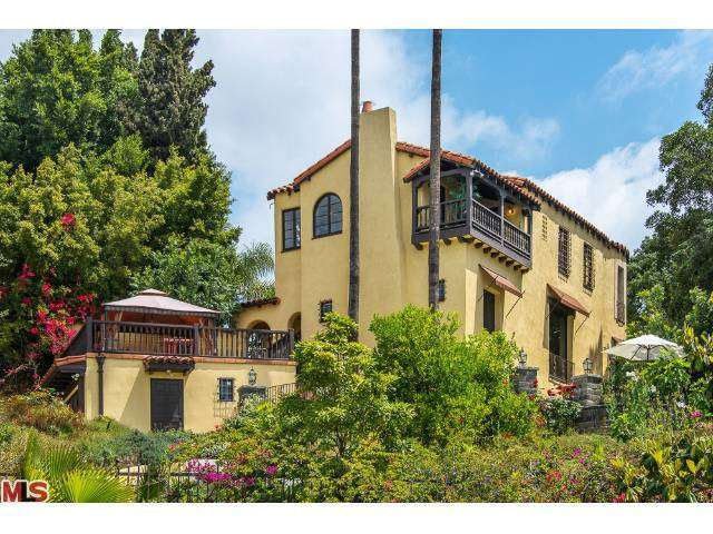 Rental Homes for Rent, ListingId:27070322, location: 4039 CROMWELL Avenue Los Angeles 90027