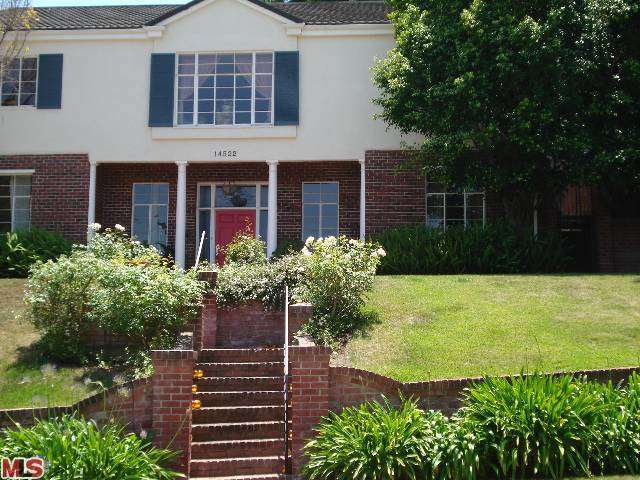 Rental Homes for Rent, ListingId:27195552, location: 14522 VALLEY VISTA Sherman Oaks 91403