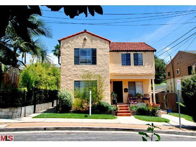 Rental Homes for Rent, ListingId:27292044, location: 2913 SWAN Place Los Angeles 90026