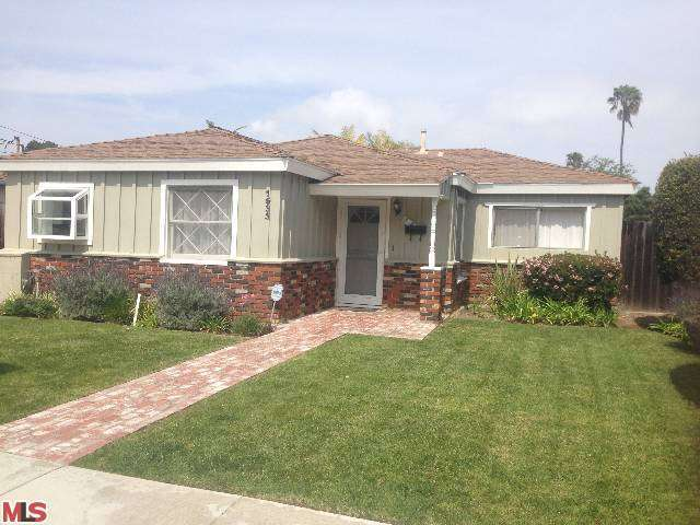 Rental Homes for Rent, ListingId:27387220, location: 1633 1ST Street Manhattan Beach 90266