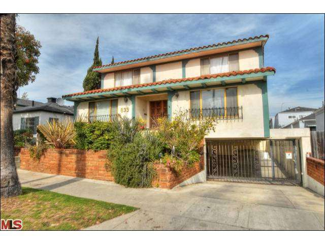 Rental Homes for Rent, ListingId:27527697, location: 833 21ST Street Santa Monica 90403