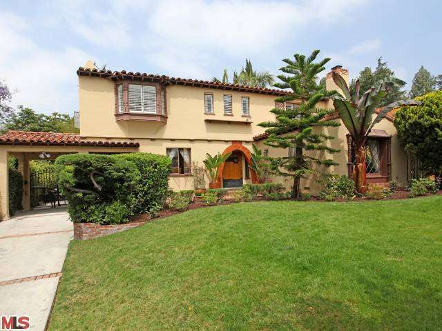 Rental Homes for Rent, ListingId:27652875, location: 2015 OXFORD Avenue Los Angeles 90027