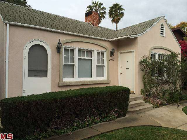 Rental Homes for Rent, ListingId:27646674, location: 1012 EUCLID Street Santa Monica 90403
