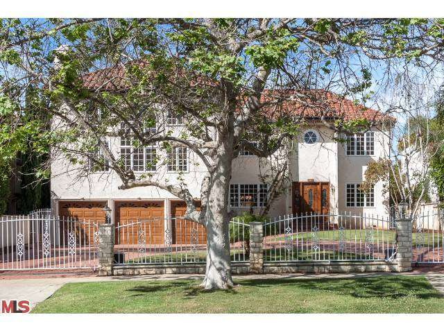 581 South BURLINGAME Avenue,Brentwood Los Angeles  CA