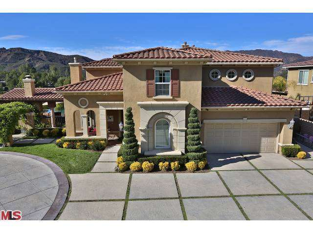 Rental Homes for Rent, ListingId:27726612, location: 1909 HAZEL NUT Court Agoura Hills 91301