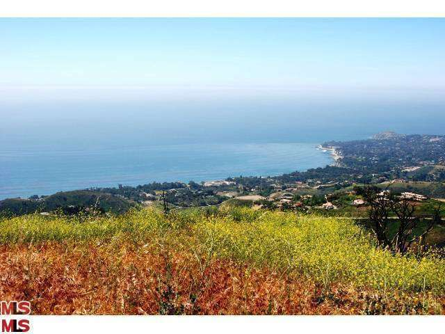 Land for Sale, ListingId:27726573, location: 0 LATIGO Malibu 90265
