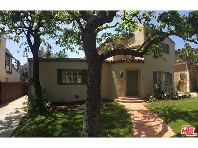 Rental Homes for Rent, ListingId:28376378, location: 441 North MANSFIELD Avenue Los Angeles 90036
