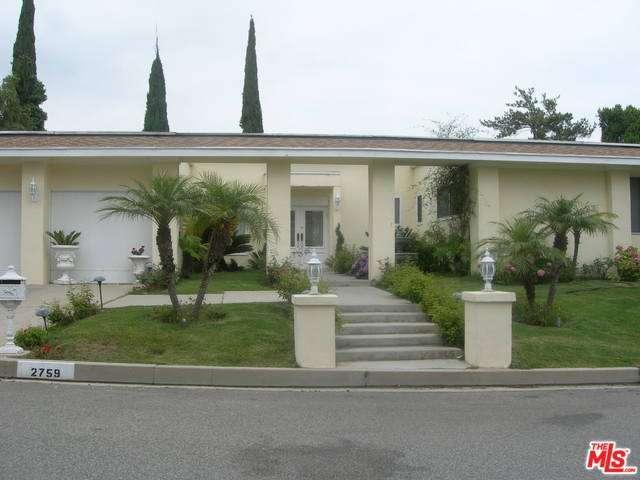 Rental Homes for Rent, ListingId:28449630, location: 2759 AQUA VERDE Circle Los Angeles 90077