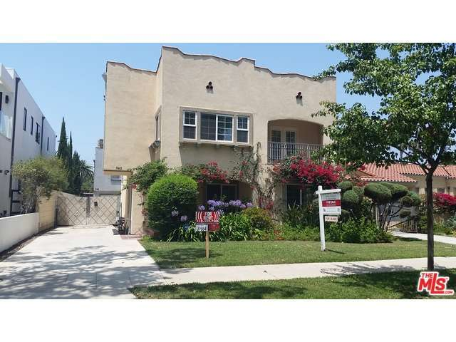 Rental Homes for Rent, ListingId:28557206, location: 743 LAS PALMAS Avenue Los Angeles 90038
