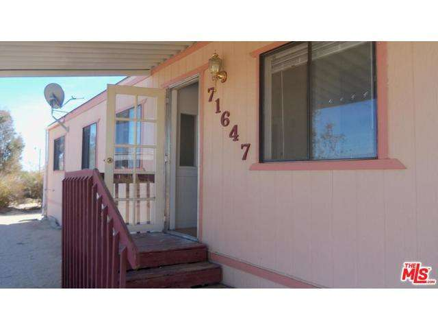 Rental Homes for Rent, ListingId:28507999, location: 71647 INDIAN Trails 29 Palms 92277