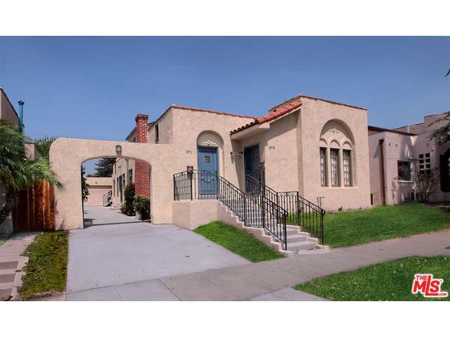 Rental Homes for Rent, ListingId:28507944, location: 571 WINDSOR Los Angeles 90004