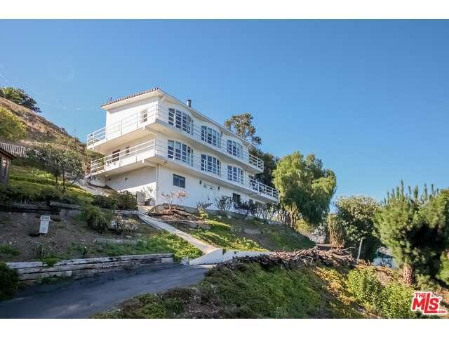 Rental Homes for Rent, ListingId:28557249, location: 21733 CASTLEWOOD Drive Malibu 90265
