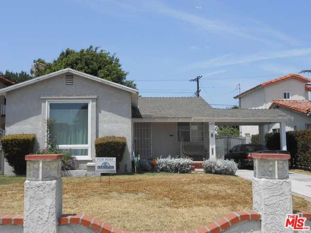 Rental Homes for Rent, ListingId:28515705, location: 3423 59TH Place Los Angeles 90043