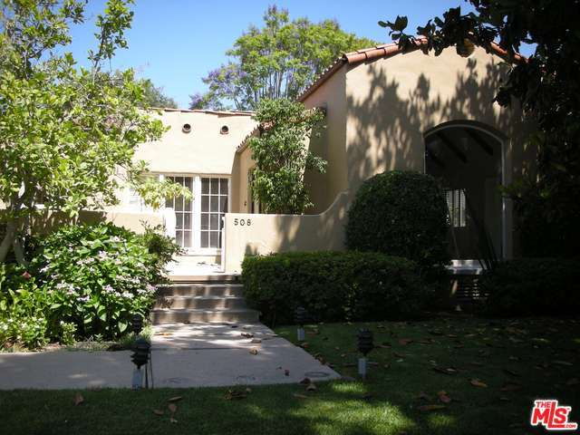 Rental Homes for Rent, ListingId:28617517, location: 508 North CHEROKEE Avenue Los Angeles 90004