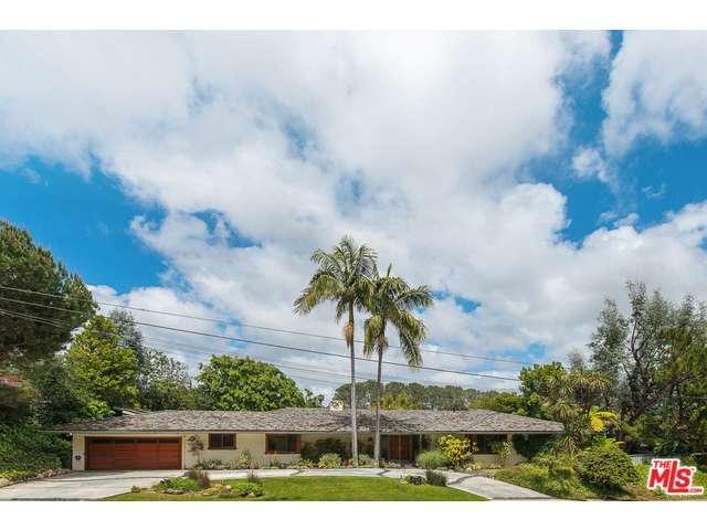 Rental Homes for Rent, ListingId:28716586, location: 12625 HOMEWOOD Way Los Angeles 90049