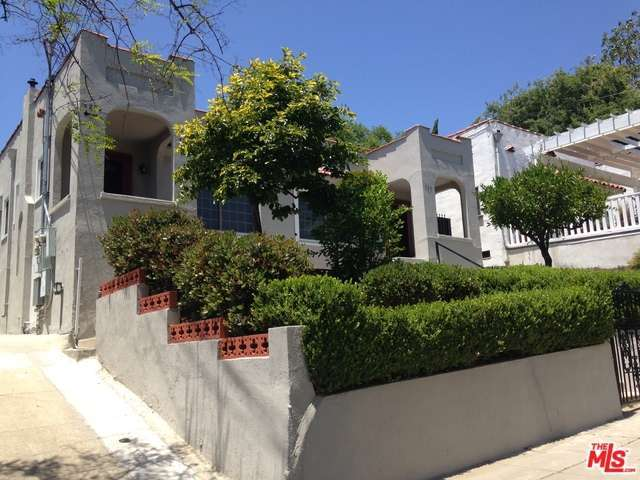 Rental Homes for Rent, ListingId:28828175, location: 729 ROBINSON Street Los Angeles 90026