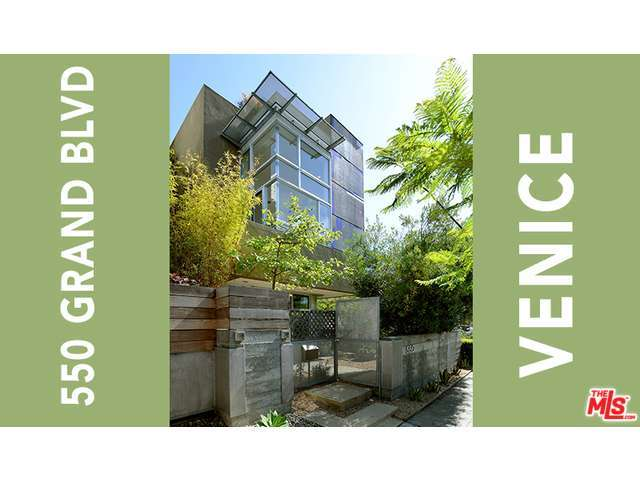 Rental Homes for Rent, ListingId:28828078, location: 550 GRAND Venice 90291