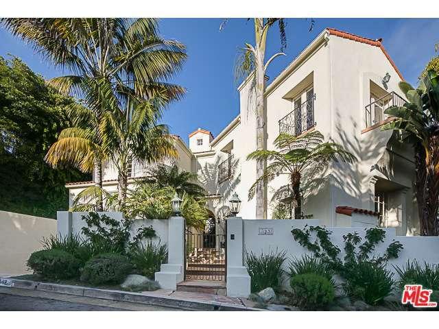 Rental Homes for Rent, ListingId:28994667, location: 548 CRESTLINE Drive Los Angeles 90049