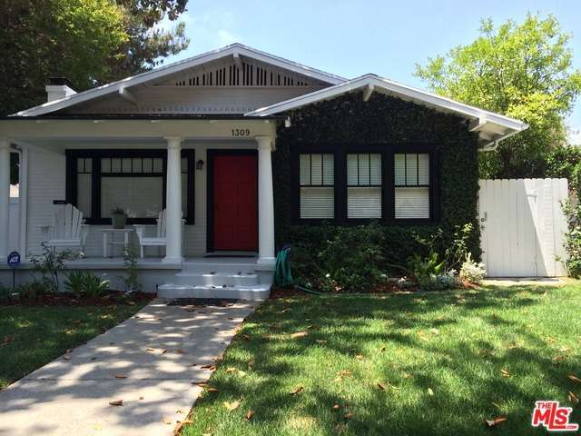 Rental Homes for Rent, ListingId:29082512, location: 1309 N. SPAULDING Avenue Los Angeles 90046