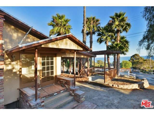 Rental Homes for Rent, ListingId:29122486, location: 31577 PACIFIC COAST Highway Malibu 90265