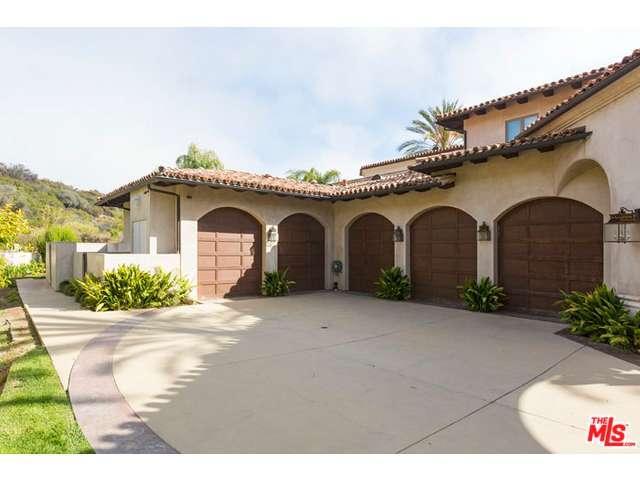 Home for sale 16670 via la costa pacific palisades ca for Houses for sale pacific palisades