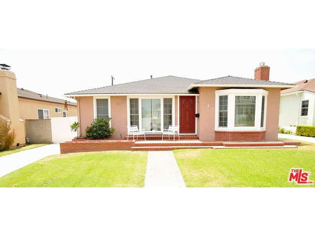Rental Homes for Rent, ListingId:29223945, location: 8129 KENYON Avenue Los Angeles 90045