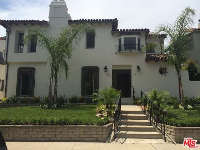 Rental Homes for Rent, ListingId:29281336, location: 317 North MANSFIELD Avenue Los Angeles 90036